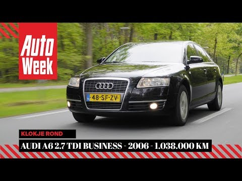 Audi A6 2.7 TDI Business - 2006 - 1.038.000 Km - Klokje Rond