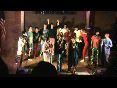 Academical Village People (AVP) - Summer Nights