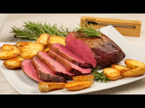 Das perfekte Roast Beef | Sunday Roast | Roastbeef Thermometer-Methode mit MEATER+