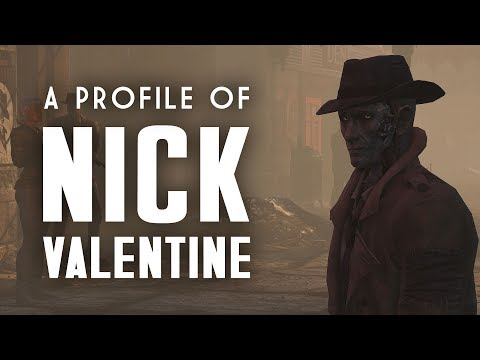 A Profile of Nick Valentine: Synth, Detective, & Decent Human Being - Fallout 4 Lore
