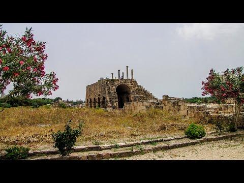 Millennium Cities . Lebanon . Tyre - Part 2 (Background music: Basin Street Blues Oscar Benton)
