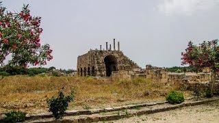 Millennium Cities .  Tyre -  Lebanon Part 2