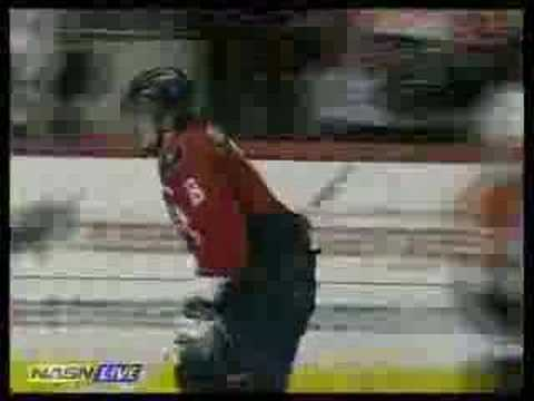 Alex Ovechkin snipes top cheese on Biron 2008 NHL ...