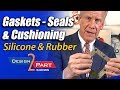 Custom Gaskets, Silicone Foam, and Adhesives - Stockwell Elastomerics
