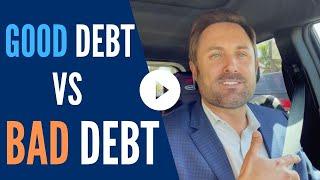 Good Debt Vs Bad Debt | Justin Brennan