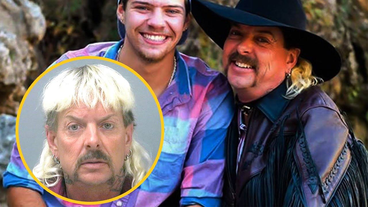 'Tiger King' star Joe Exotic is in coronavirus isolation in jail, husband ...