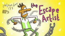 The Escape Artist | Cartoon Box 177 | by FRAME ORDER | hilarious dark comedy