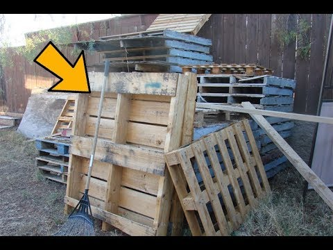 People Turn Pallets Into Cool Things