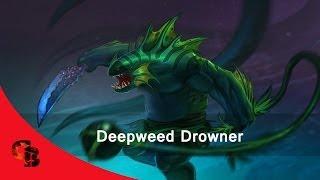 Dota 2: Store - Tidehunter - Deepweed Drowner (RoX.KIS.yol)