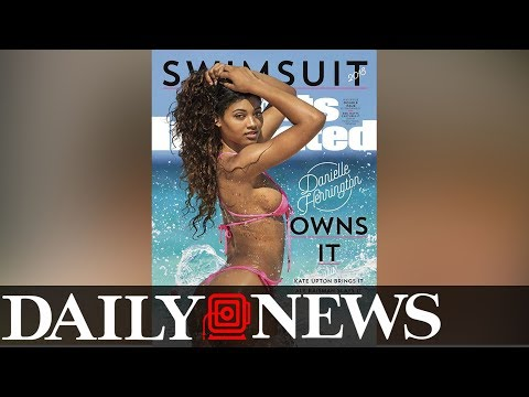 Meet Sports Illustrated swimsuit cover model Danielle Herrington