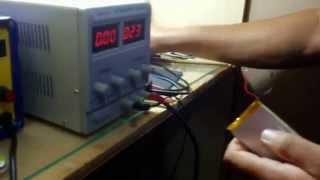 Como Usar Fonte Assimétrica Choque em Bateria