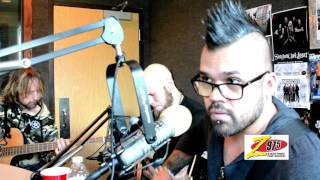 """Drowning Pool """"By The Blood"""" and """"Bodies"""" Acoustic Set at Z975"""