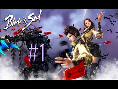 Blade And Soul #1 Создание персонажа/Смотрим все расы и классы