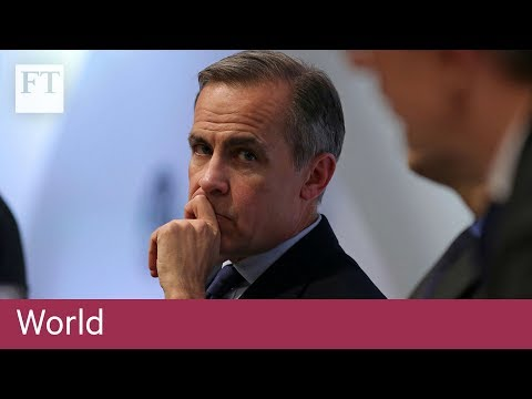 BoE warns of sharp decline under disorderly Brexit