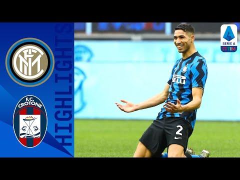 Inter 6-2 Crotone | L'Inter scatta in testa! | Serie A TIM