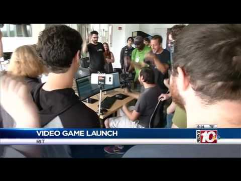 RIT on TV: XBox Game Launch