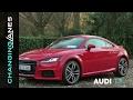 Audi TT Coupé 1.8TFSI 180hp Review - ChangingLanes.ie