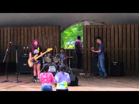 Henry Drums: Creep by Radio Head at Spring Daze in Cary