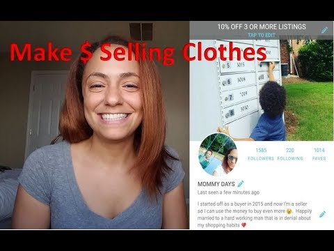 20327af6e How to Sell Baby/Childrens' Clothes Online | Tips & Strategy | Make Money  Work At Home