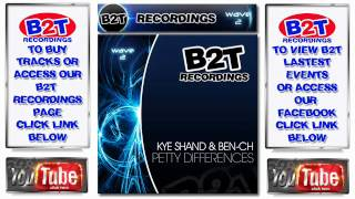 B2T042 - Kye Shand & Ben-CH - Petty Differences