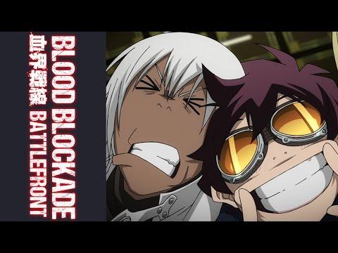 Blood Blockade Battlefront –Opening Theme – Hello,world!