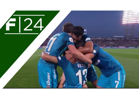 Highlights | Zenit 3-2 Rostov