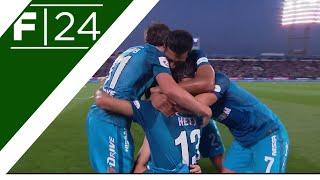 Highlights   Zenit 3-2 Rostov