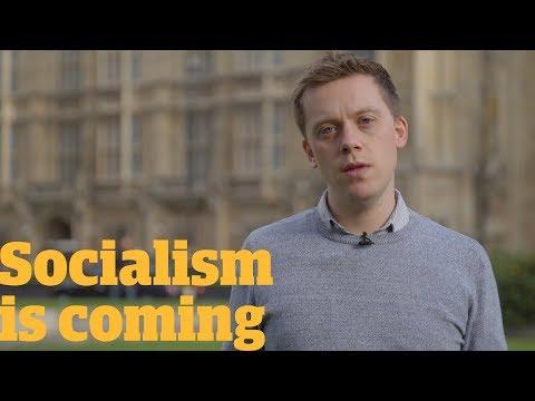 Socialism is coming | Owen Jones talks