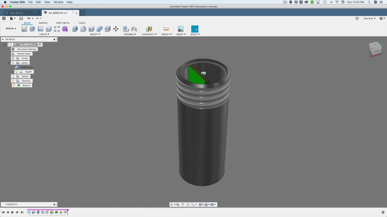 Fusion 360 Tutorial – Eagle PCB Joints