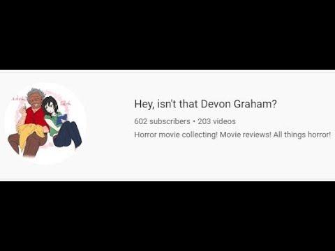 Hey, Isn't that Devon Graham? contest entry