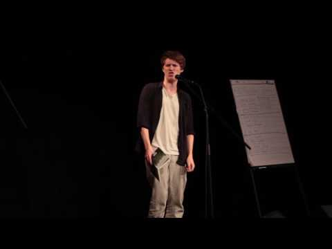 Friedrich Herrmann - 30. Poetry Slam Weimar