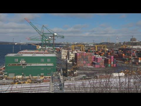 Shipping line diverting cargo from Halifax over rail blockades