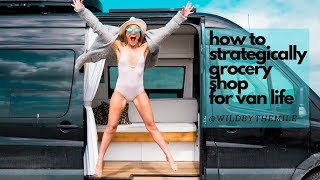 solo-female-van-life-how-to-grocery-shop-for-a-mini-fridge