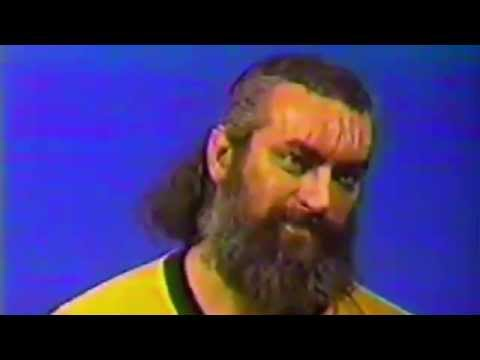 Bruiser Brody shoot interview