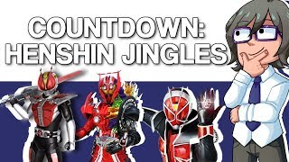Top Something Kamen Rider Henshin Sounds and Jingles