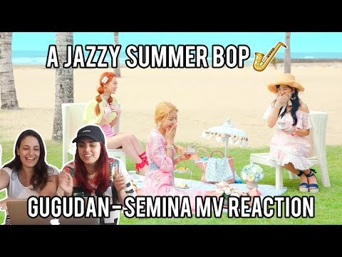 Gugudan - SEMINA MV Reaction -- But what does SEMINA mean!?