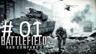 Battlefield Bad Company 2 - 1. Bölüm [ Şavasa Böyle Girilir ]