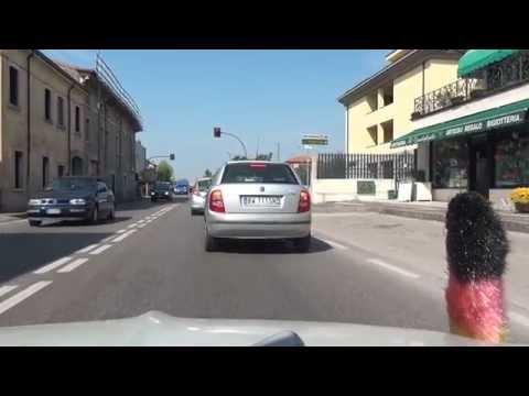 Soave Colognola ai Colli Stra Caldiero SR11 Italien Italy 10.4.2015