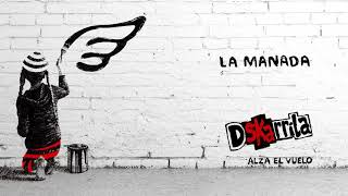 Dskarrila - La Manada (Audio Oficial)