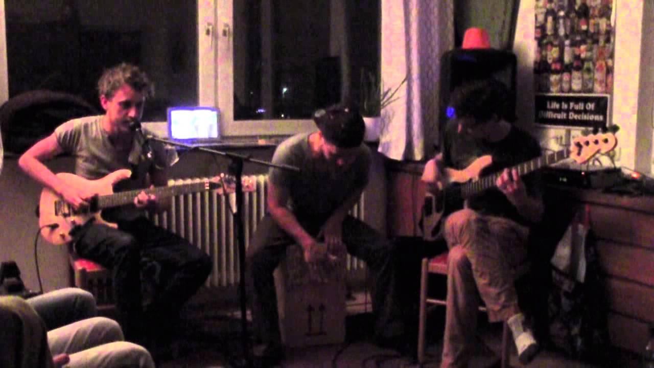 Blue PortUguese Unplugged Wohnzimmerkonzert Innsbruck Sigmunds Circus