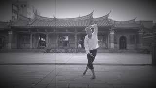 晨練 - 鹿港龍山寺 11272020 Morning practice at Longshen Temple, Lugang, Taiwan
