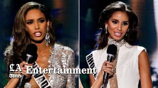 Miss USA contestants flub questions; Miss Oklahoma wins
