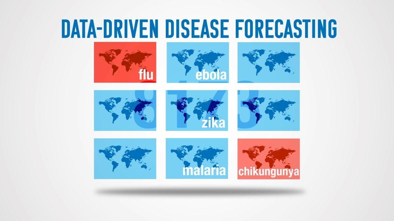Data-Driven Disease Forecasting