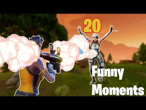 Fortnite Funny WTF Fails and Daily Best Moments Ep.1