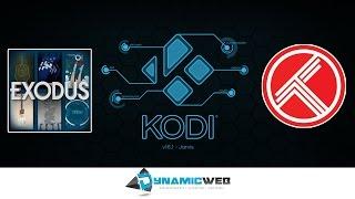KODI 16.1 Jarvis - Exodus + Trakt [Ελληνικά]