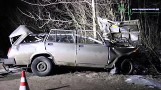 ДТП со смертельным исходом в Кингисеппском районе
