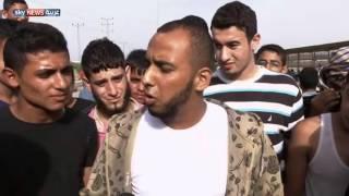 جرحى باشتباكات شمالي قطاع غزة