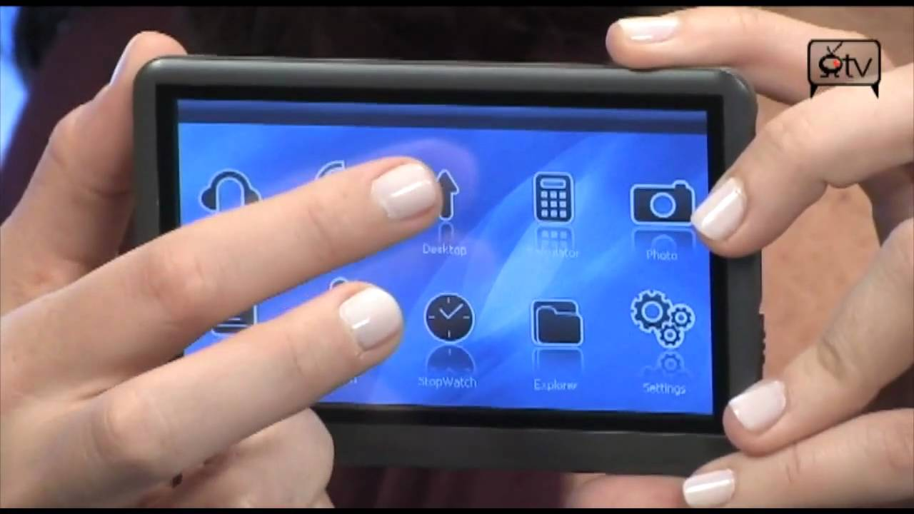 Large Touch Screen >> Mach Speed Trio 8GB Touch Screen MP4/MP3 Player - YouTube