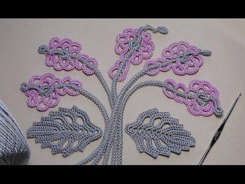 Crochet spider web lace tutorial 23 1 2 - Crochet Spider Web Lace Tutorial 23 1 2 8
