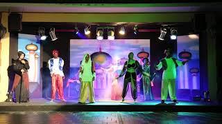 Aladin, Animazione in Azione, Triton Villas 2017 Finale